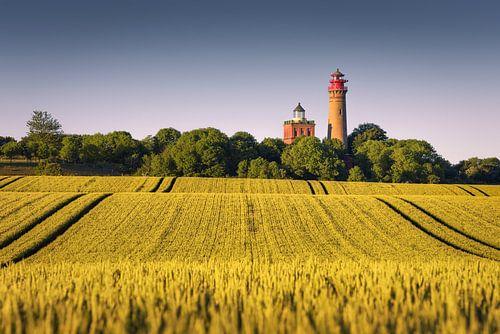 Leuchttürme Kap Arkona (Putgarten) von Dirk Wiemer