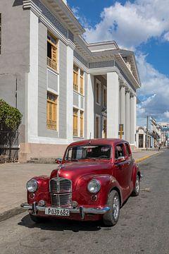 Oldtimer Ford in Kuba von Tilo Grellmann | Photography