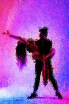 Die Tänzer von Maurice Dawson