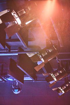 Sous les projecteurs sur Lichtvang