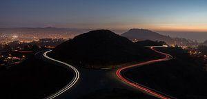 Twin Peaks, San Francisco van
