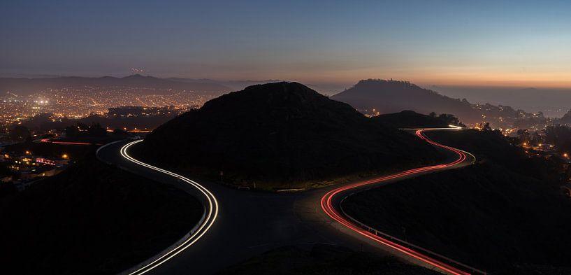 Twin Peaks, San Francisco van Reinier Snijders