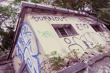 Prag - Burnout von Wout van den Berg