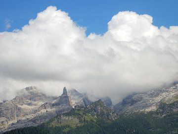 Dolomieten in Italië von Joke te Grotenhuis