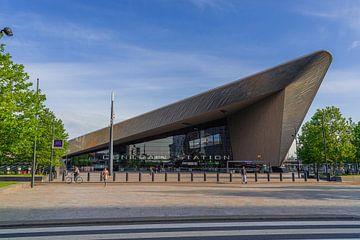 Hauptbahnhof Rotterdam von Captured By Manon