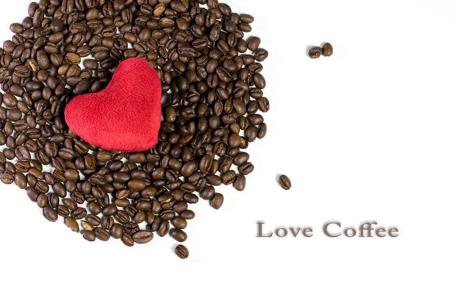 Love Coffee van Falko Follert
