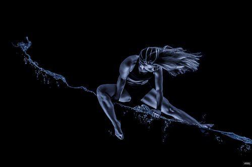 silver water van Jiske Wijmans @Artistieke Fotografie