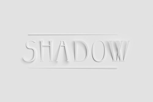 Shadow sur Jörg Hausmann