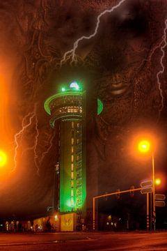 Green Tower van Cor de Keijzer