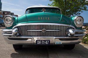 Buick Roadmaster oldtimer uit 1955