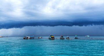 Storm op komst! van Martijn Bravenboer