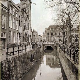 De Drift in Utrecht van Jan van der Knaap
