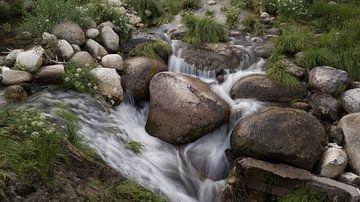 Waterval in portugal van Ronny Kruissen