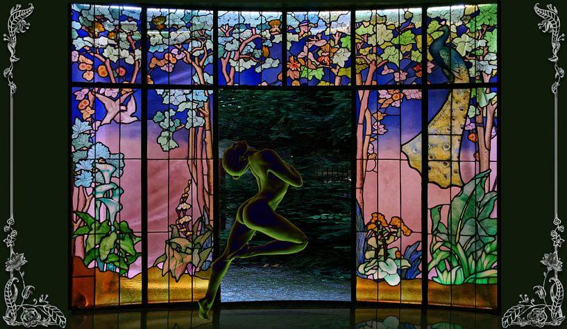 Honor of Art Nouveau von Lutz Roland Lehn