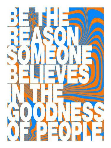 Be The Reason van coBec (E Beckker)
