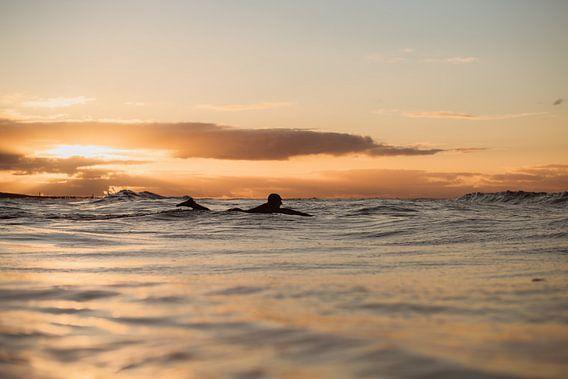 Sunset surf Domburg 3