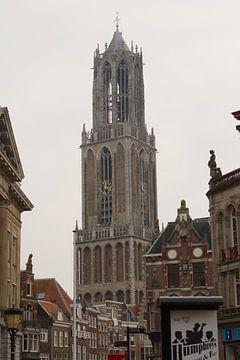 Domtoren in Utrecht van Marcel Boelens