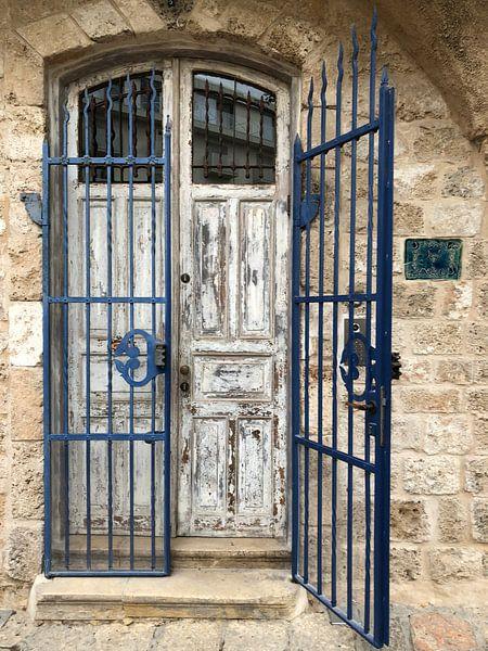 Jaffa Israel van Henriette Tischler van Sleen