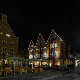 Der Kiepenkerl in der Nacht von Martijn Mureau