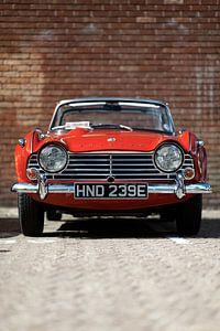Triumph TR4A von