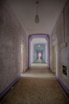 Urbex: Alla Italia (altes Badehaus) von Carola Schellekens