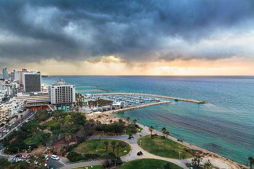 De Tel Aviv Marina van