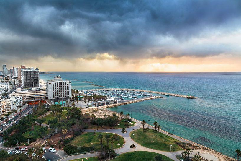 De Tel Aviv Marina van Niels den Otter