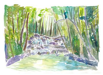 Erstaunliche Dunn's River Falls Jamaika Exkursion von Markus Bleichner