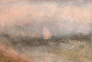 Off the Nore, Joseph Mallord William Turner