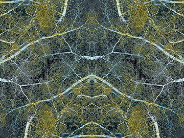 Frühlingswald #9 von Leopold Brix