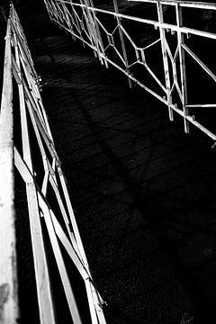 Sluisje in hartje Utrecht van Sense Photography