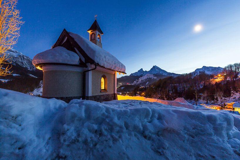 Chapelle des Béatitudes (Kirchleitnkapelle), Berchtesgaden sur Frank Herrmann