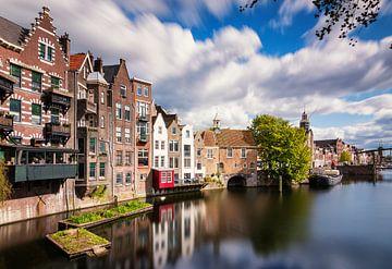 Delfshaven Rotterdam von Ilya Korzelius
