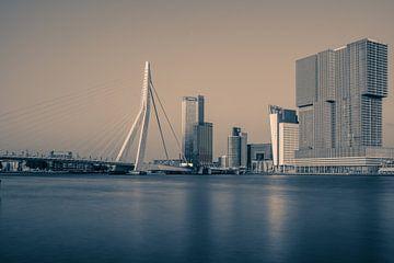 Skyline Rotterdam sur Peter Moerman