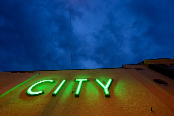 Bioscoop Wolff City aan de Voorstraat in Utrecht