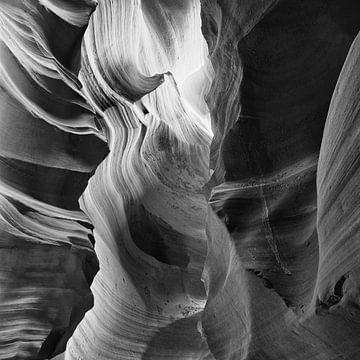 Antilope Canyon van Henk Leijen