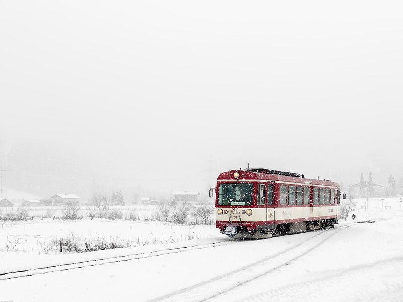 Polar Express sur Edwin van Wijk