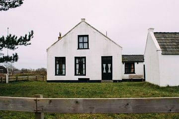 Huisje op Schiermonnikoog von Rob Veldman