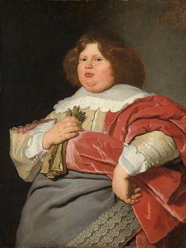 Portret van Gerard Andriesz Bicker, Bartholomeus van der Helst von Meesterlijcke Meesters