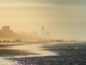 Zandvoort in de winter