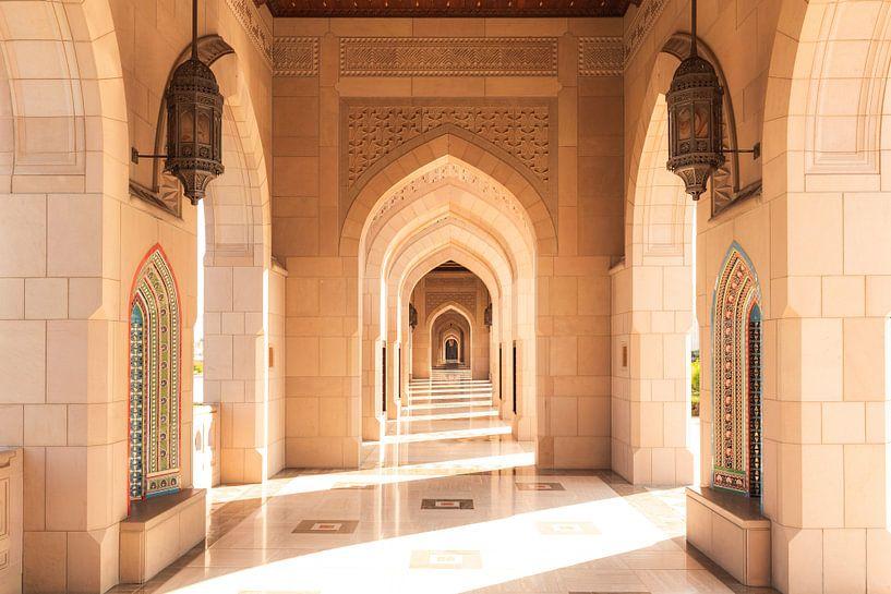 Sultan Qaboes-moskee van Thomas Bartelds