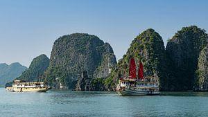 Baie d'Halong, Vietnam sur Niki Radstake