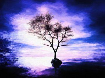 Magischer Baum von Alexandra Kleist