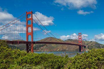 Pont du Golden Gate sur Peter Leenen