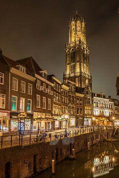 Utrecht Domtoren 11 von John Ouwens