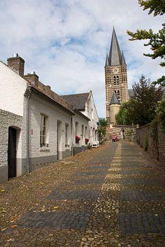 Kerk Witte Stadje Thorn von Charlene van Koesveld