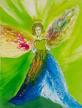 Herz Engel von Carmen Eisele