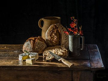 Du pain frais von Miriam Meijer, en plein campagne.....
