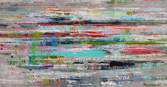 Reflections mei 16 van Atelier Paint-Ing