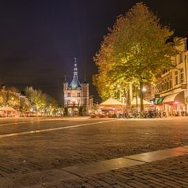 De Waag (Deventer)  sur Ben Bokeh